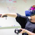 VR laboratorio