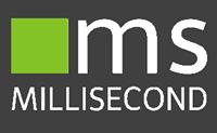 Millisecond logo